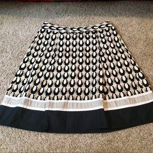 ANN TAYLOR A-Line Skirt